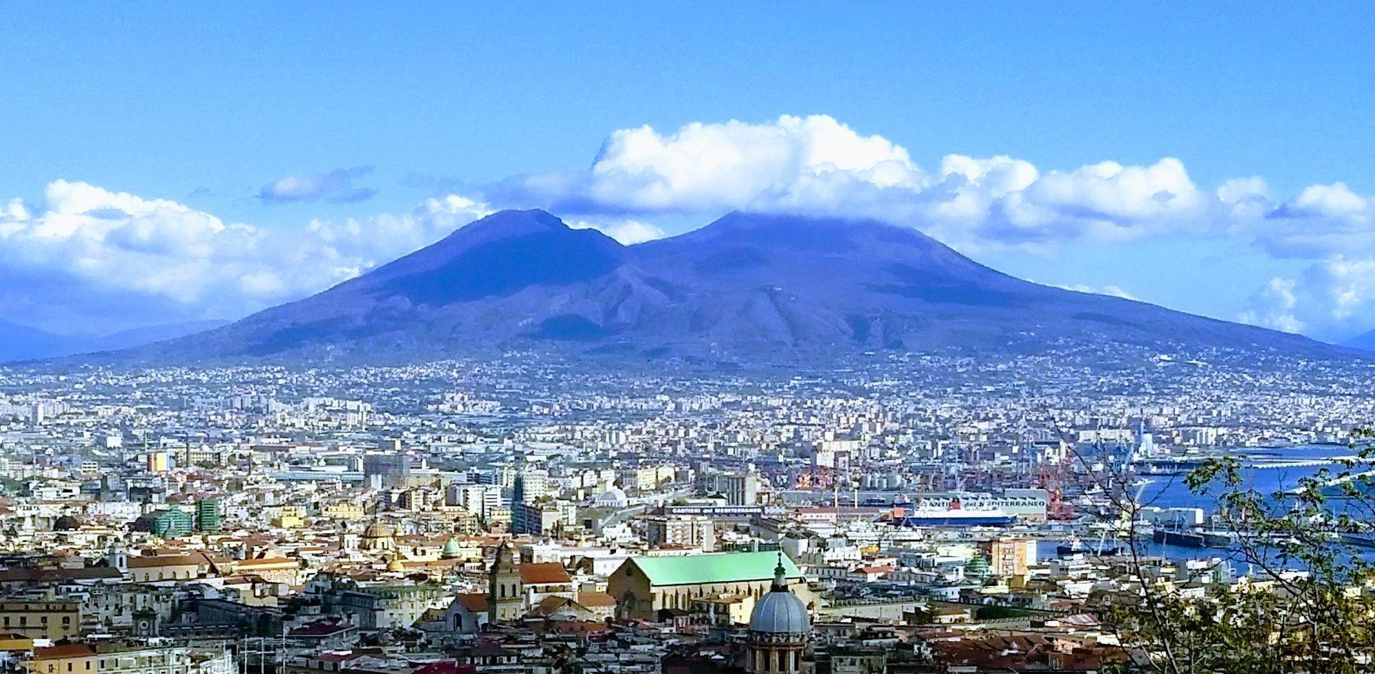 Panorama di Napoli la nostra città